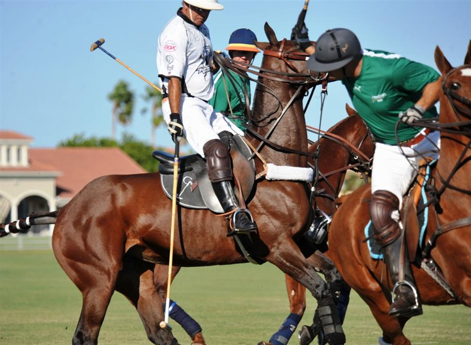 Newport ELG Polo vs. FlatOut on GCPC Field Finals