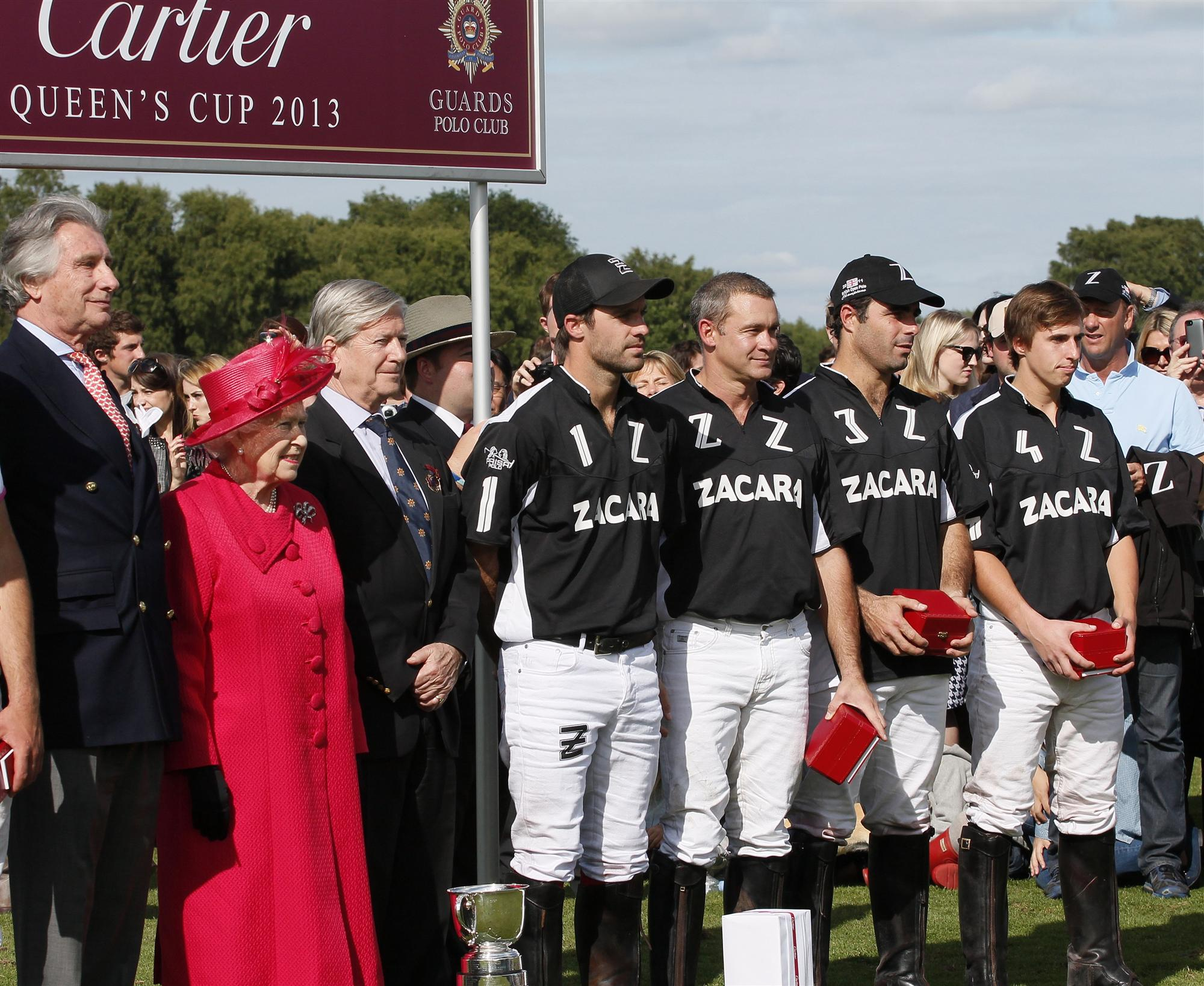 16 After US Open a new title for Zacara 2013 Cartier Queens Cup