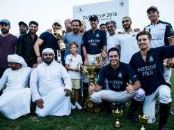 Dubai Cup 2018 final