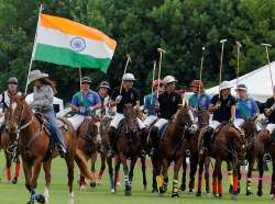 OAK BROOK POLO TEAM TRAVELS TO INDIA FOR THREE-DAY POLO TOURNAMENT & FESTIVAL